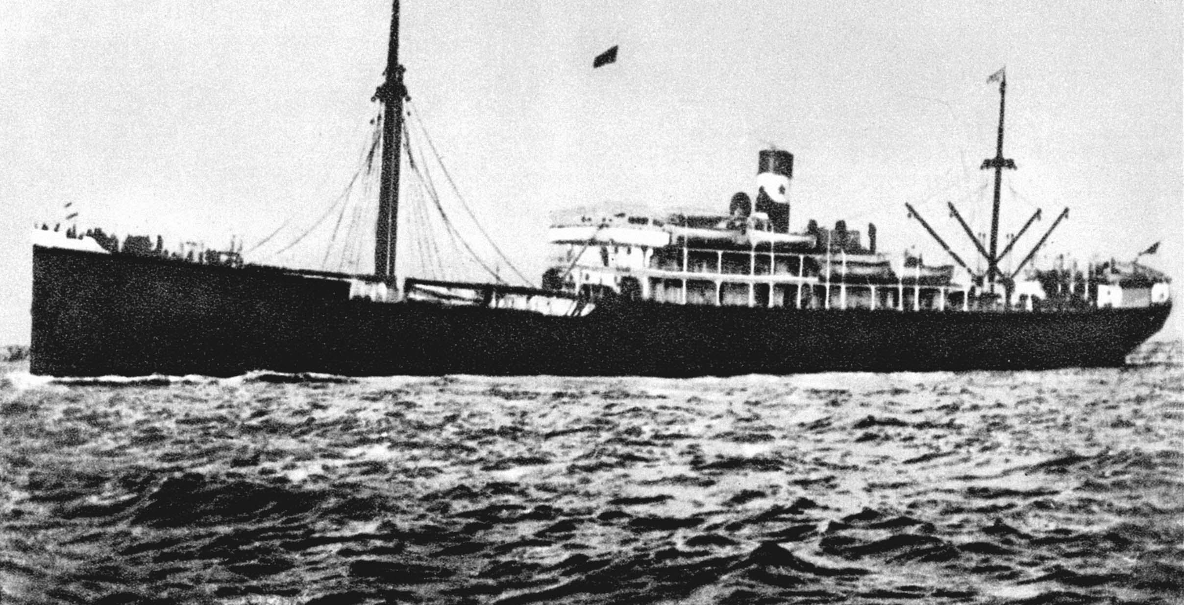 Tàu Đô đốc Latútsơ Tơrêvin (L'Admiral Latouche Trévill), nơi Nguyễn Tất Thành làm phụ bếp khi rời Tổ quốc đi tìm đường cứu nước (6/1911)