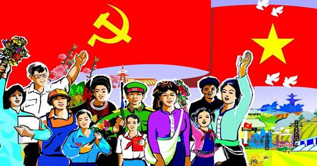 Nhân nguồn sức mạnh của dân tộc trong Mặt trận dân tộc thống nhất