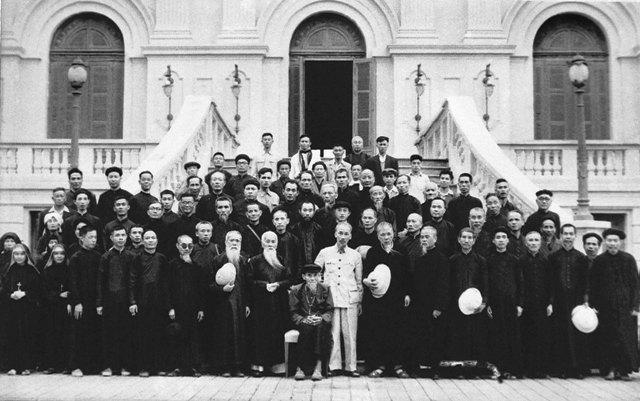 Tư tưởng Hồ Chí Minh về công tác tôn giáo và sự vận dụng của Đảng Cộng sản Việt Nam hiện nay