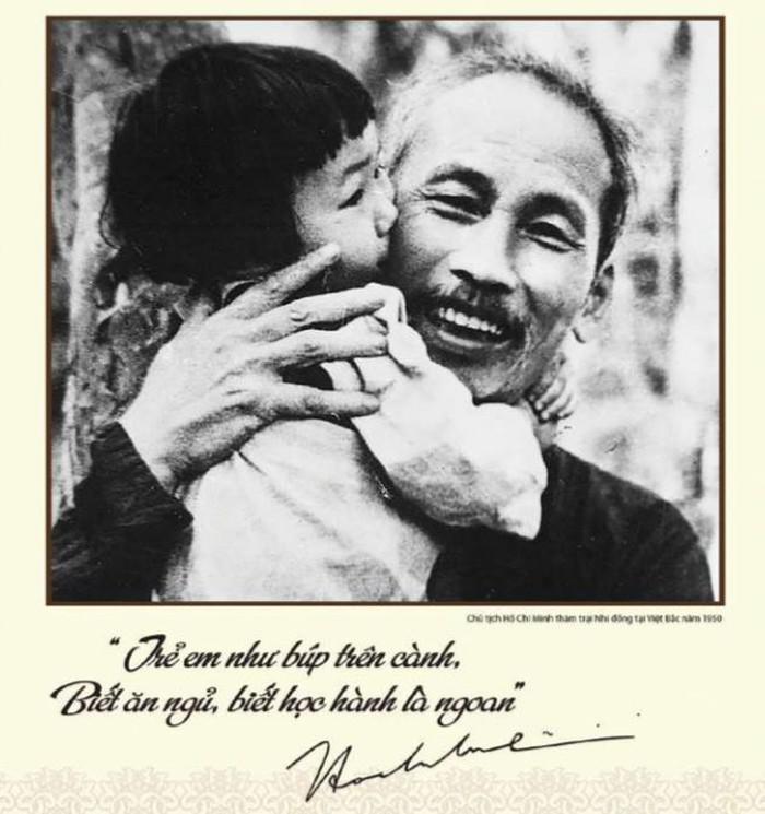 Chủ tịch Hồ Chí Minh với công tác giáo dục mầm non